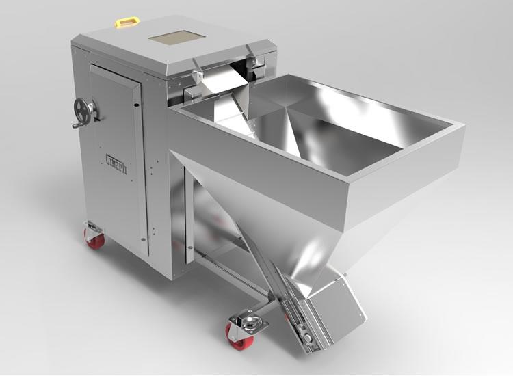 Paslanmaz Çelik Zeytin Çizme Makinası