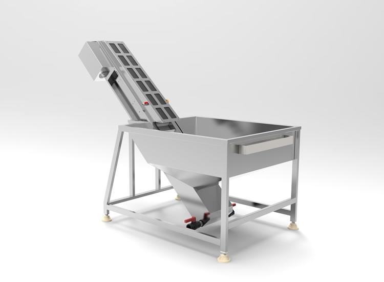 Sulu Tip Yükleme Elevatörü - 200LT