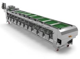 Paslanmaz Çelik Zeytin Eleme Makinası ÇM004 - 6M