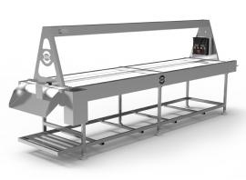 حزام اختيار من الفولاذ المقاوم للصدأ 4 م - موديل ÇM007