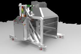 Zeytin Box Devirme Makinası