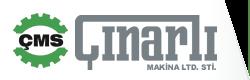 Çınarlı Makina Logo